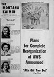 The Montana Kaimin, November 30, 1945