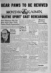 The Montana Kaimin, February 1, 1946