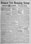 The Montana Kaimin, February 5, 1946