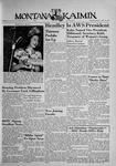 The Montana Kaimin, March 5, 1946