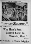 The Montana Kaimin, March 29, 1949