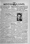 The Montana Kaimin, April 5, 1946
