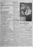 The Montana Kaimin, November 1, 1946