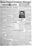 The Montana Kaimin, January 10, 1947