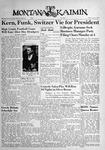 The Montana Kaimin, April 4, 1947