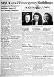 The Montana Kaimin, April 10, 1947