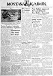The Montana Kaimin, May 8, 1947