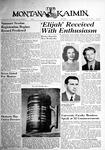 The Montana Kaimin, May 23, 1947