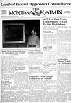 The Montana Kaimin, May 29, 1947