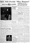 The Montana Kaimin, June 3, 1947