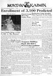 The Montana Kaimin, September 26, 1947