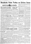The Montana Kaimin, October 30, 1947