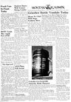 The Montana Kaimin, November 7, 1947
