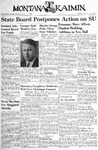 The Montana Kaimin, December 11, 1947