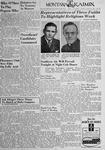 The Montana Kaimin, January 16, 1948