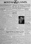 The Montana Kaimin, January 21, 1948