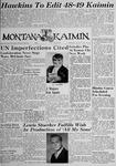 The Montana Kaimin, March 3, 1948