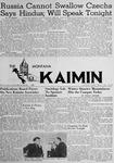 The Montana Kaimin, March 9, 1948