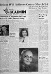 The Montana Kaimin, March 12, 1948