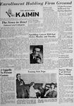 The Montana Kaimin, March 25, 1948