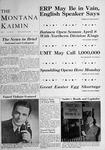 The Montana Kaimin, March 26, 1948
