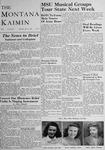 The Montana Kaimin, April 1, 1948