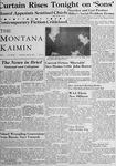 The Montana Kaimin, April 8, 1948