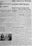 The Montana Kaimin, April 13, 1948