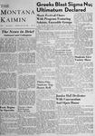The Montana Kaimin, April 20, 1948