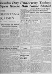 The Montana Kaimin, April 23, 1948