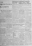 The Montana Kaimin, April 27, 1948