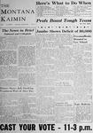 The Montana Kaimin, April 28, 1948