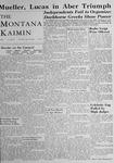 The Montana Kaimin, April 29, 1948