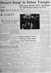 The Montana Kaimin, May 11, 1948