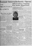 The Montana Kaimin, May 13, 1948