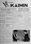 The Montana Kaimin, May 18, 1948