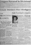 The Montana Kaimin, May 19, 1948