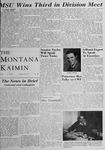The Montana Kaimin, May 25, 1948