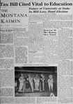 The Montana Kaimin, May 28, 1948