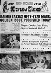 The Montana Kaimin, June 1, 1948