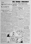 The Montana Kaimin, September 30, 1948