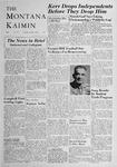 The Montana Kaimin, October 5, 1948