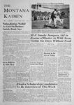 The Montana Kaimin, October 19, 1948
