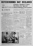 The Montana Kaimin, October 21, 1948