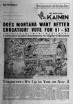 The Montana Kaimin, October 22, 1948