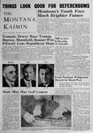 The Montana Kaimin, November 3, 1948