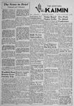 The Montana Kaimin, November 23, 1948