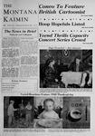 The Montana Kaimin, November 24, 1948
