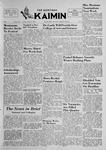 The Montana Kaimin, January 7, 1949