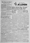 The Montana Kaimin, January 11, 1949